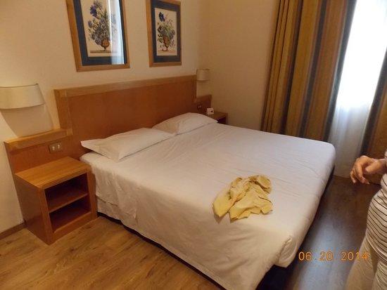 FH Grand Hotel Mediterraneo: Room 405
