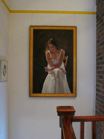 Armstrong Inns Bed and Breakfast: Original Artwork