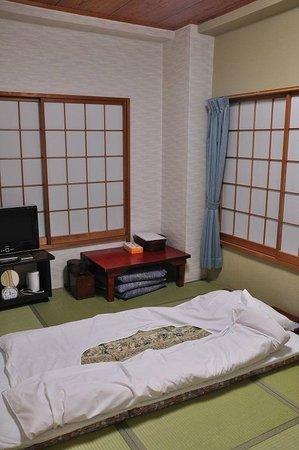 Mikawaya Honten: Room