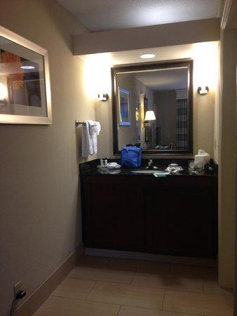 Homewood Suites by Hilton Nashville Brentwood: Sink area