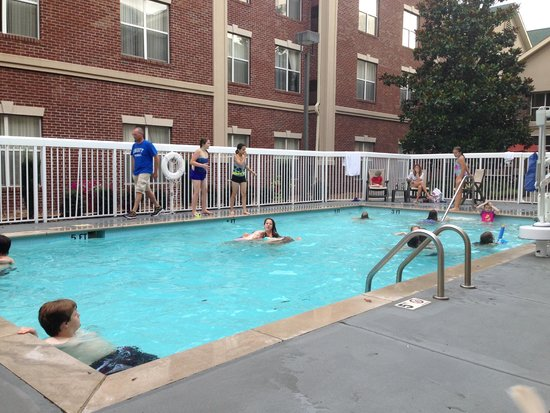 Homewood Suites by Hilton Nashville Brentwood: Pool area