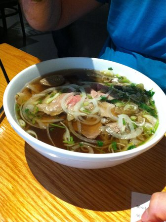 Pho 7 Spice: Pho 7 Special Spice Soup large.