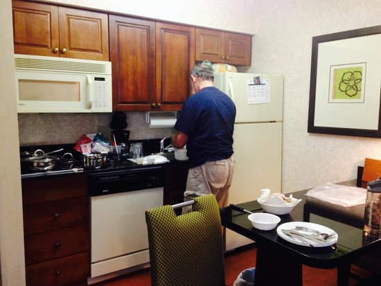 Homewood Suites by Hilton Nashville Brentwood: kitchen in suite
