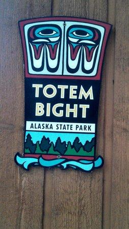 Totem Bight State Historical Park: Totem Bight State Park