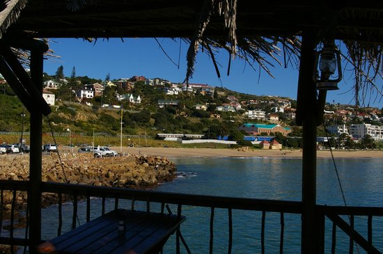 View from Kaai 4