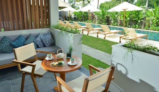 The Open House : Breakfast in the terrace