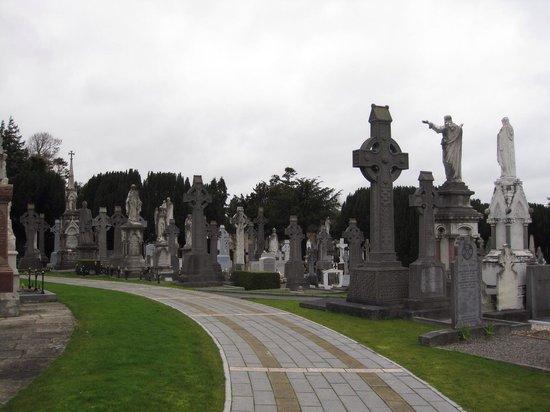Cementerio de Glasnevin: お墓も芸術