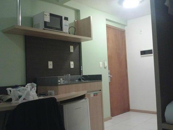 Eko Residence Hotel: interior do quarto