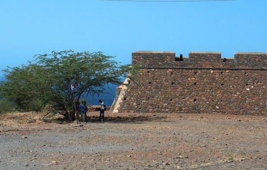 Fortaleza Real de San Felipe: Ну очень жаркое палящее солнце