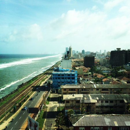 OZO Colombo : View from my room
