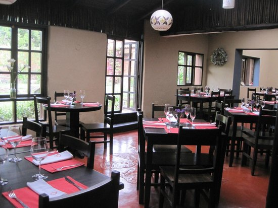 Qanela Restaurante : Interior