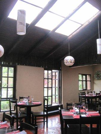 Qanela Restaurante: Skylight
