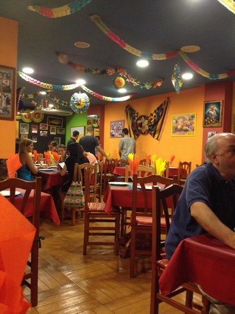 Cactus Alicante : Inside the restaurant