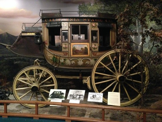 Autry Museum of the American West: Stage Coach