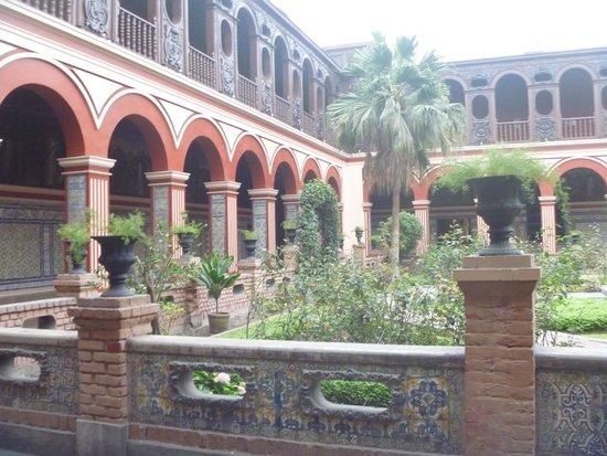 Monastery of Santo Domingo (Iglesia y Monasterio de Santo Domingo): Interior del Monasterio