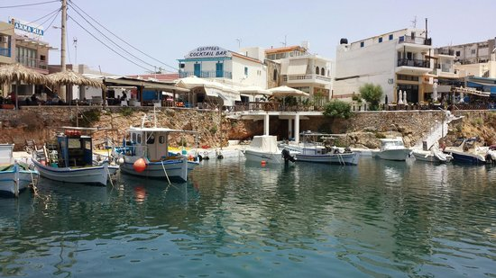 Mediterraneo Hotel: Härligt stopp med Poseidon