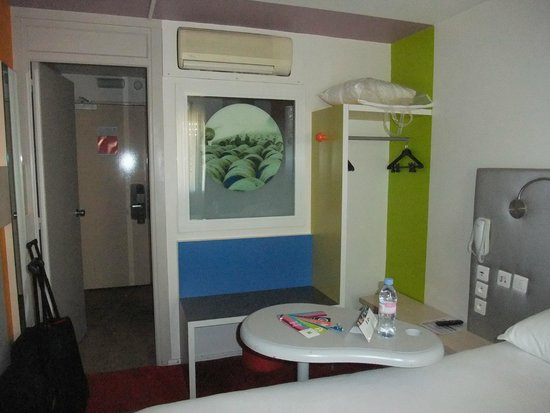 Ibis Styles Paris Bercy: Our room