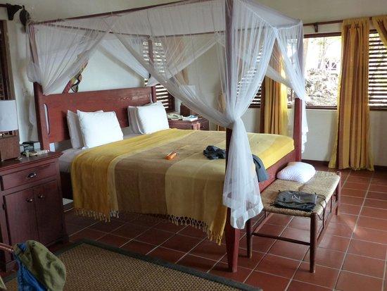 Ti Kaye Resort & Spa: Bed
