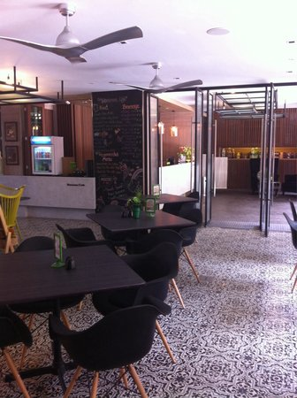 Ploen Chaweng Koh Samui : Restaurant