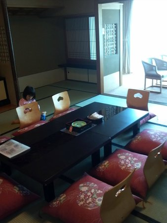 Yukemurinoyado Biwanso: 部屋