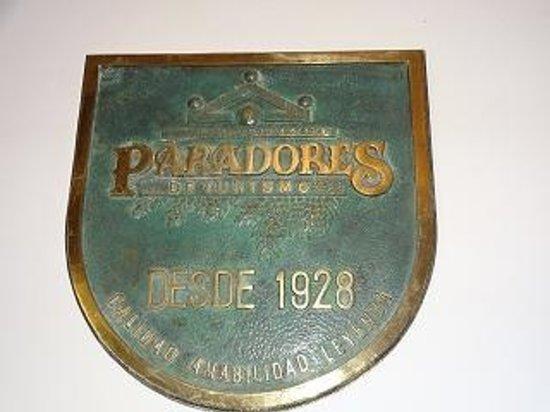 Parador de Granada: パラドールの紋章