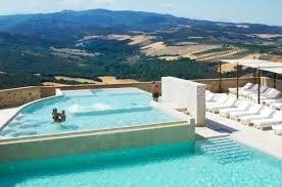 Castello di Velona Resort, Thermal Spa & Winery: Uff!