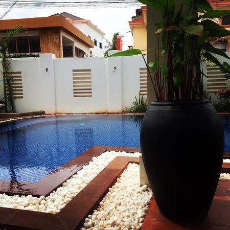 The King Angkor Villa : Pool