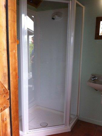 Te Tiro: Very nice bathroom