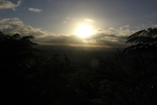 Te Tiro: View from deck