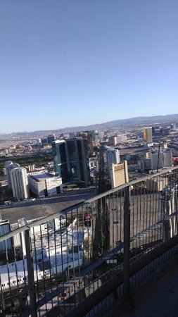 Stratosphere Tower: From Stratosphere