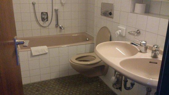 Europarkhotel International: Shower is good