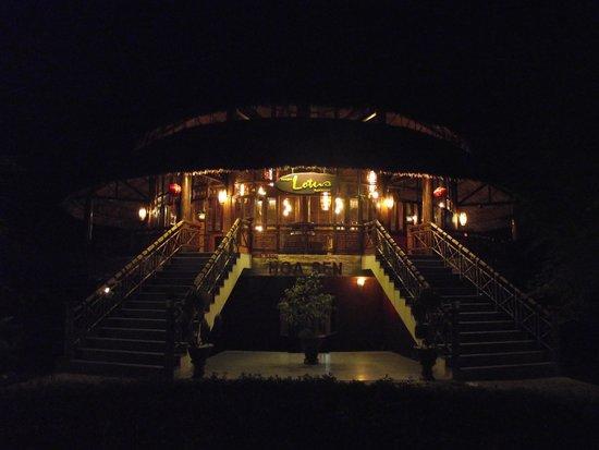 Alba Hot Springs Resort: Hoa Sen Restaurant