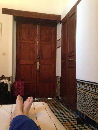 Ryad Mabrouka: room