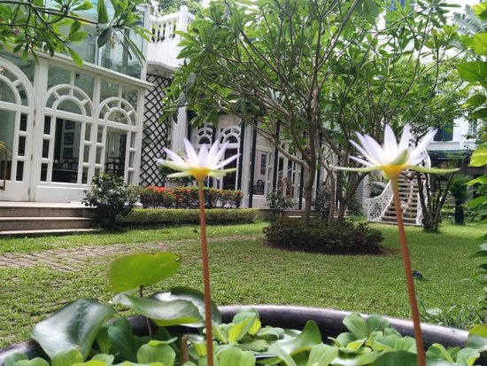 Sofitel Legend Metropole Hanoi : Central Courtyard