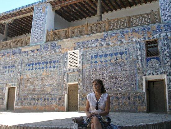 Stone Palace (Tash Khauli): Harem