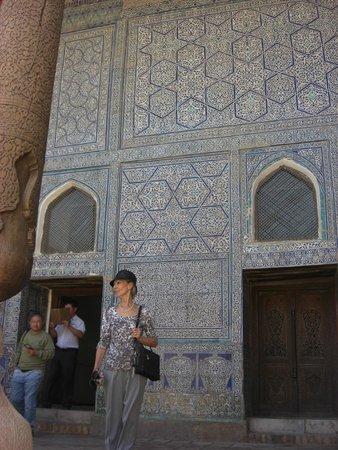 Stone Palace (Tash Khauli): Palacio