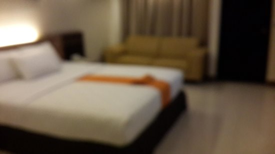 The Sunset Bali Hotel: The BiG deluxe room