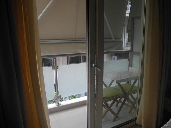 Phidias Hotel : Balcony