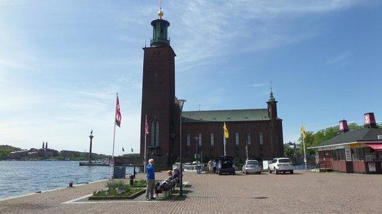 Ayuntamiento: Vista