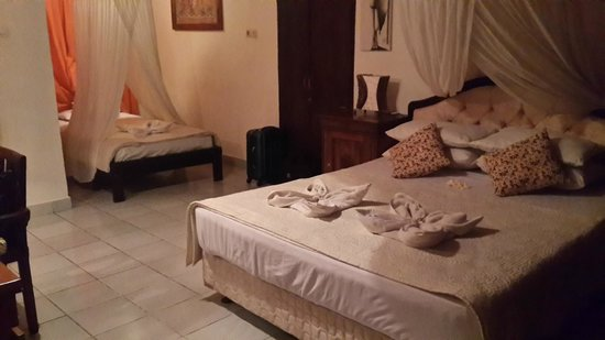 Suma Hotel Lovina Beach: For those who need extra bed