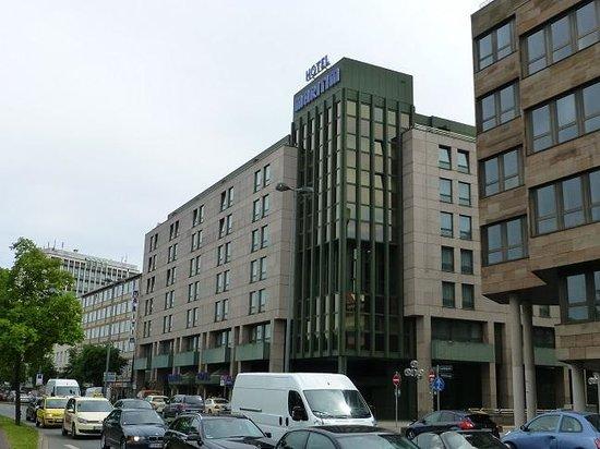 Maritim Hotel Nürnberg: 外観