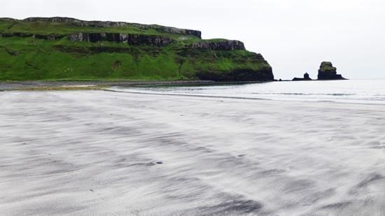 Wilmar Bed & Breakfast: Talisker beach