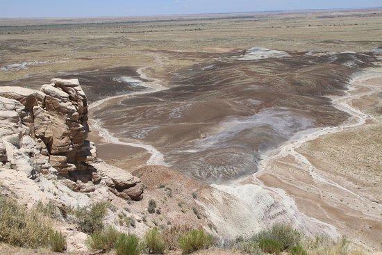 Painted Desert : Epoustouflant