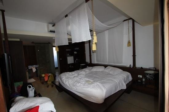 Pavilion Samui Villas & Resort: Wohnraum