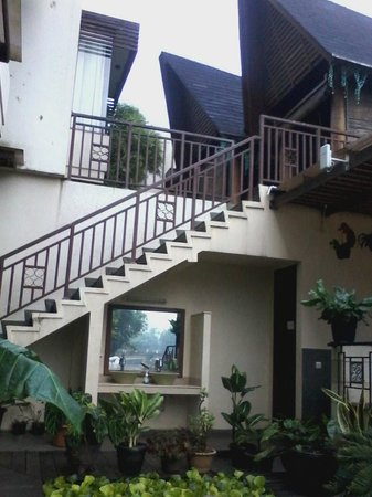 Luta Resort Toraja: Bagian Restoran Hotel