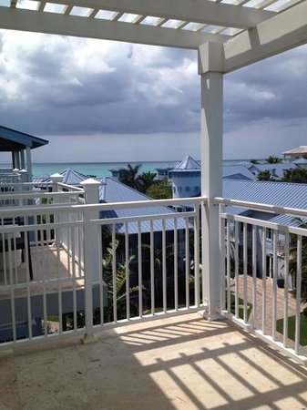 Beaches Turks & Caicos Resort Villages & Spa : view from key west one bedroom suite