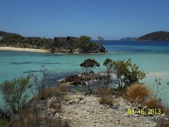 Bulog Island: viewing deck