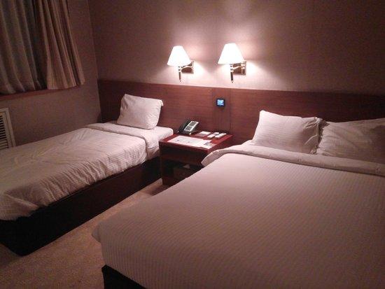 Benikea Hotel susung: room
