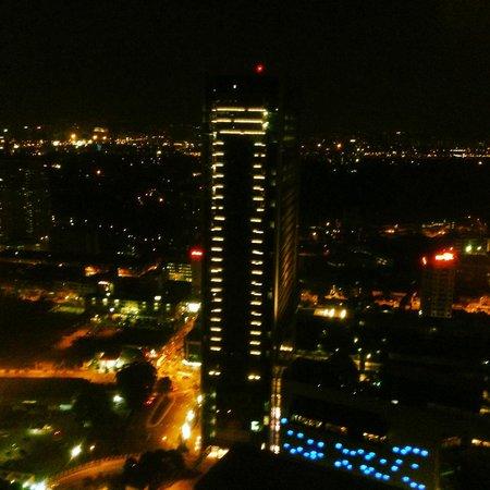 Hilton Kuala Lumpur: Nice view
