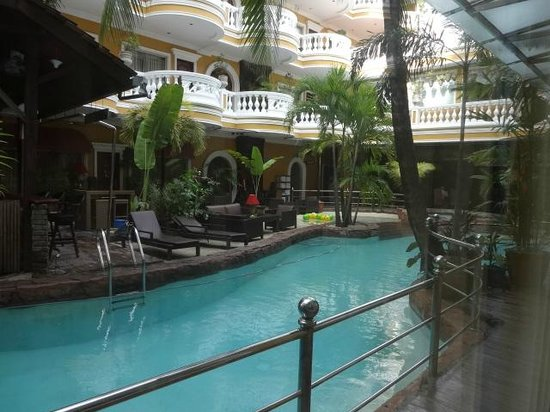 Swimming Pool For Parties Picture Of Abc Hotel Angeles City Tripadvisor